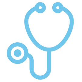 icon for stethoscope